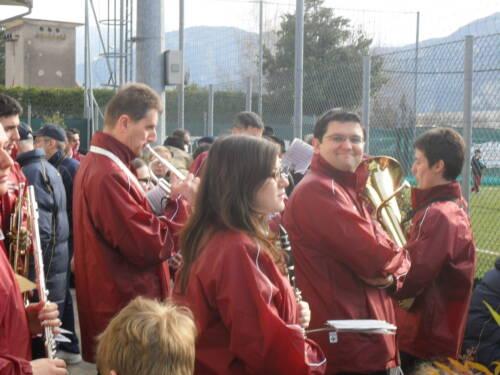 Concerto per il torneo di calcio CRCDS Paganella