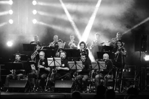 Concerto della Funky Beat Band, 27 febbraio 2018