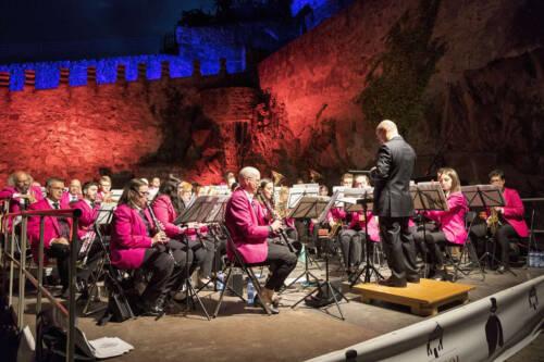Concerto di inaugurazione del Giardino Bortolotti